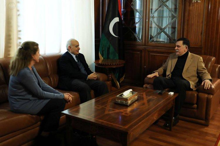 صورة من صفحة رئيس المجلس الرئاسي