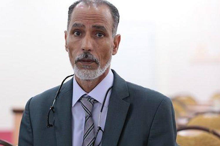بشير الأحمر مقرر لجنة الدفاع بمجلس النواب