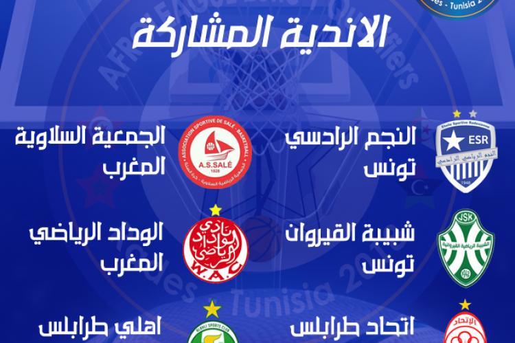 صفحة نادي النجم الرادسي التونسي على فيسبوك