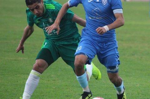 صورة من المركز الإعلامي لنادي الخمس الرياضي