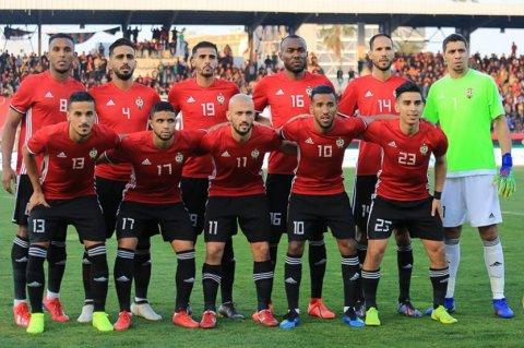 صورة من الصفحة الرسمية للاتحاد الليبي لكرة القدم