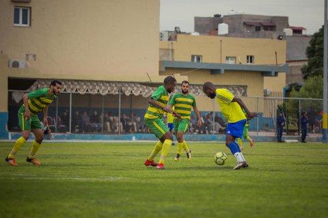 صورة من صفحة المكتب الإعلامي لنادي أبوسليم الرياضي