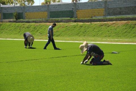 صورة من صفحة الهيئة العامة للشباب والرياضة