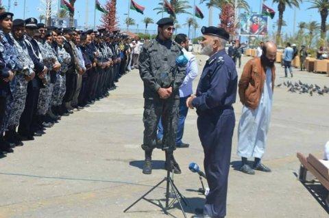 تشييع ضحايا هجوم مقر المفوضية الإرهابي بمديان الشهداء