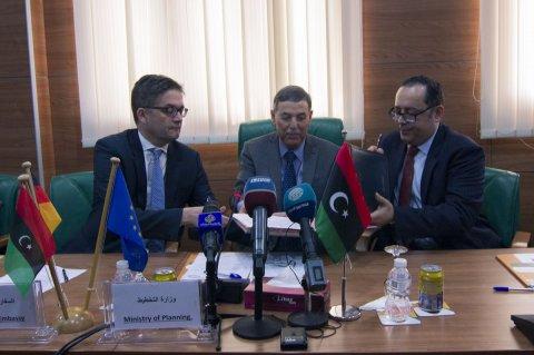 صورة من موقع صندوق الأمم المتحدة الإنمائي في ليبيا