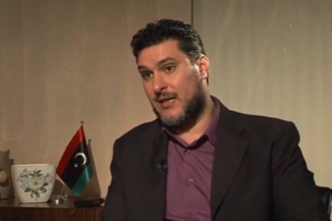 رئيس الهيئة الوطنية لمكافحة الفساد عثمان الشيخ