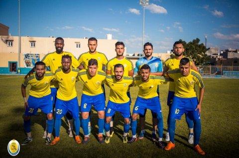 صورة من المركز الإعلامي لنادي أبوسليم الرياضي