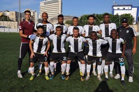 صورة من صفحة نادي المدينة الرياضي