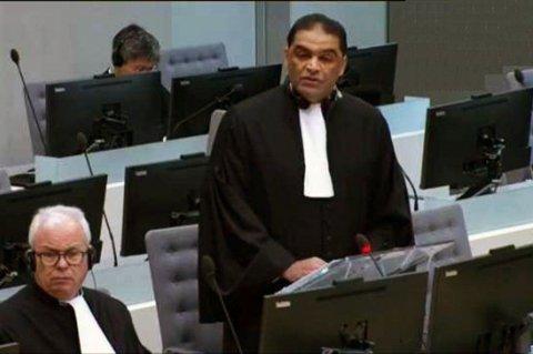 وزير العدل محمد لملوم