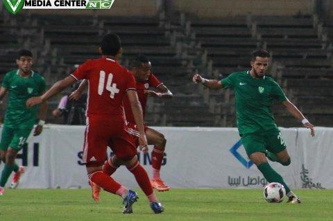 صورة من المركز الإعلامي لنادي النصر